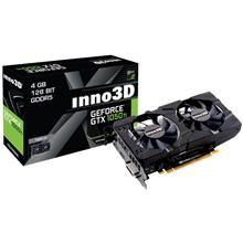 Inno3D GTX 1050 Ti Twin X2 4GB GDDR5 Graphics Card